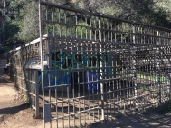 Old Zoo animal enclosure